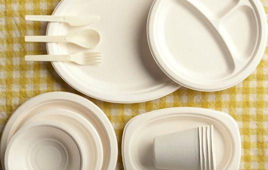 Fler företag börjar använda återvinningsbara material
